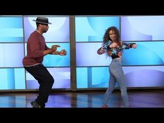 60-Year-Old Kills Hip Hop Routine — LIVE! - YouTube