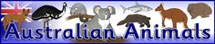 A colourful banner for your 'Australian Animals' display. Display Banners, Australia Day, Australian Animals, 14 Year Old, Printables, Australia Day Date, Print Templates