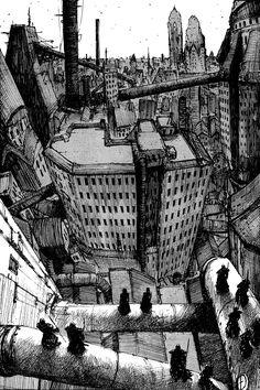 Tsutomu Nihei - Digimortal