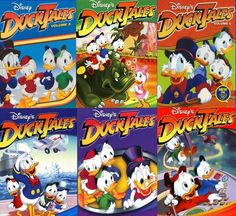 ducktales | ... ! STUDIOS CONTINUES THE DISNEY AFTERNOON REVOLUTION WITH DUCKTALES