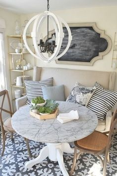 22 Cool Beach Dining Room Design Ideas For Your Tiny House