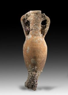 Roman transport amphora for wine or figs