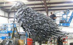 'bird' by will ryman via designboom