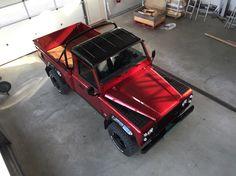 Tophat restored Defender 110 HCPU Land Rover Defender Pickup, Landrover Defender, Defender Camper, Cars Land, Cars Uk, Er6n, Adventure Car, Off Roaders, Jeep Cherokee Xj