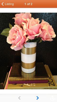 Flowers nightstand
