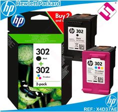 HP original ink cartridge black high capacity 480 pages