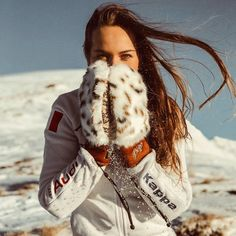 The Bliss mitten has a youthful, edgy feel. A firm favourite with Bliss customers, it's fun, unconventional and extra warm. Bliss, Gloves, Winter Jackets, Warm, Women, Fashion, Winter Coats, Moda, Winter Vest Outfits