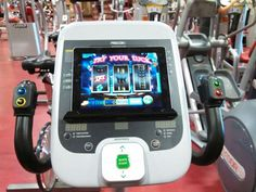 Goji Play - $100 transforms any cardio equipment into a games machine