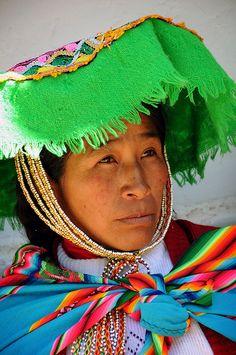 Quechua Woman | Flickr - Photo Sharing!