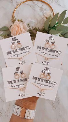 Best Bridesmaid Gifts, Bridesmaid Gift Boxes, Bridesmaid Proposal Gifts, Wedding Gifts For Bridesmaids, Bridesmaids And Groomsmen, Gifts For Wedding Party, Bridal Gifts, Party Gifts, Bridal Parties