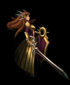 Leona League Of Legends, Female Characters, Fictional Characters, Female Character Design, Paladin, Infinite, Dragon, Princess Zelda, Cosplay