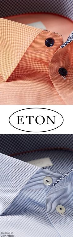 Eton Polka Dots Detail Shirts....they carry these at #nordstroms they have nice ties too....