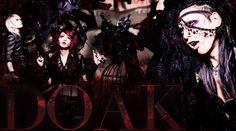 DOAK is a fairly new band with some really interesting members, so I think thatthey deserve a separat introduction. If you're a former fan of UnsraW, Amaranyx or D.I.D., the this might be so…