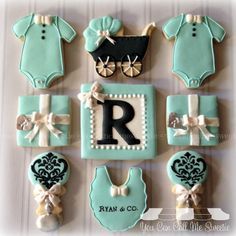 Tiffany inspired set