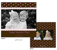Little Lamb Design   Valentines Day   Sweethearts Valentine's Digital Photocard (L.Lamb)   The PrintsWell Store