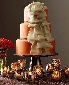 #ハロウィーンウエディング #ウエディングケーキ