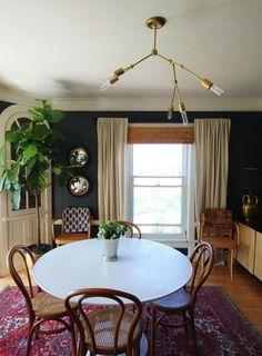Lindsey Adelman DIY chandelier by Modern Haus