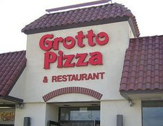Grotto Pizza...Rehoboth Beach, Delaware