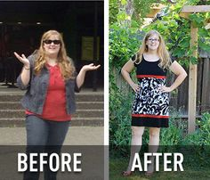 Simply FIT Success Stories - Getting weight loss results with Simply Fit - Simple weight loss