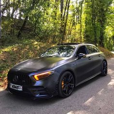 So evil blackmercedesclub blackcars blackamg mercedes blackmercedes amg mercedesclub luxurycars black mercos amglife amglover Mercedes A45 Amg, C 63 Amg, Benz A Class, Cars And Motorcycles, Luxury Cars, Cool Cars, Traveling By Yourself, Automobile, Jouer