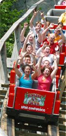 Things to Do in Bristol, Connecticut CT - Attractions & Rides   Lake Compounce Amusement Park