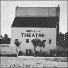 Ocala Drive-In Theatre Old Pictures, Old Photos, Vintage Photos, 1920s, The Holt, Florida Pictures, Ocala Florida, Drive In Movie Theater, Florida Girl