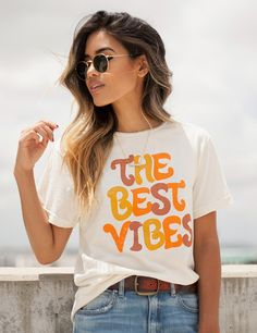 The Best Vibes Tee