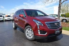 2017 Cadillac XT5 Base for sale in McHenry, IL at Gary Lang Cadillac.