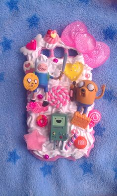 I need this!!! Super Cute, Adventure time case!!!