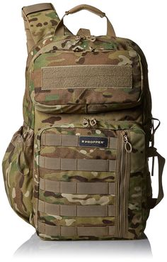 Propper Bias Right Handed Sling Backpack * Startling review available here  : Backpacking backpack