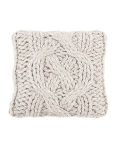 Cojines de lana para decorar | Decorar tu casa es facilisimo.com