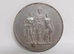 Antique-Estate-Found-First-Nordic-Exhibition-of-1872-Copenhagen-Denmark-Medal