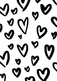 Free printable wrapping paper - hand lettering by Maiko Nagao Heart Wallpaper, Iphone Background Wallpaper, Pastel Wallpaper, Printable Wrapping Paper, Printable Scrapbook Paper, Photo Wall Collage, Picture Wall, Wallpaper Corazones, Pattern Paper