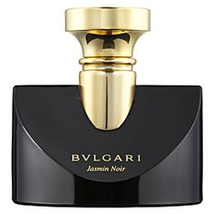 BVLGARI Jasmin Noir. Warm and rich for fall and winter. Notes: green sap, gardenia petals, sambac jasmine absolute, satiny almond, precious wood, licorice, tonka bean absolute. Love.