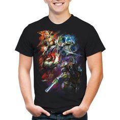 Tmnt Men's Graphic Short Sleeve T-Shirt, Size: XL, Black