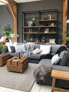 Incredibly Awesome A warm, cosy and inviting neutral living room, Check more at. - Incredibly Awesome A warm, cosy and inviting neutral living room, Check more at - Living Room Grey, Home Living Room, Interior Design Living Room, Living Room Designs, Cosy Living Room Warm, Hall Interior, Neutral Living Rooms, Design Room, Living Room Ideas Old House