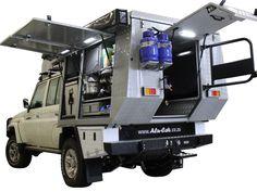 Alu-Cab   Custom Built Projects : The Ossewa