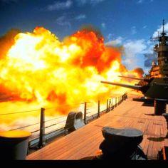 Major firepower