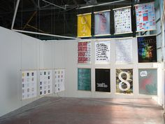 Exhibiting Graphic Design Exhibitions