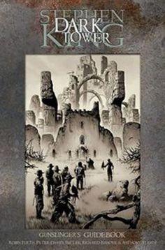 The Dark Tower: Gunslinger's Guidebook La Tour Sombre, Roland Deschain, The Dark Tower Series, Jae Lee, Entertainment, Guide Book, Marvel Comics, Illustration, The Darkest