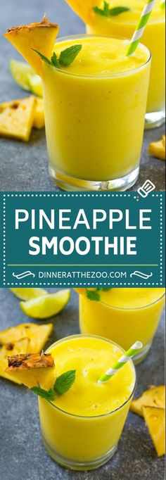 Pineapple Smoothie Recipe Healthy Smoothie Recipe Pineapple Recipe Click the image for more info. Smoothie Packs, Smoothie Fruit, Smoothie Diet, Smoothie Benefits, Cherry Smoothie, Pineapple Smoothie Recipes, Easy Smoothie Recipes, Easy Smoothies, Green Smoothies