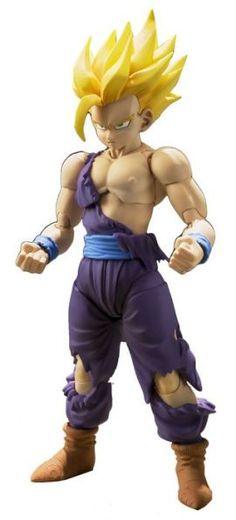Super Saiyan Son Gohan ''Dragon Ball Z'', Bandai S.H.Figuarts
