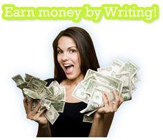 Earn Money Now Through Online Writing