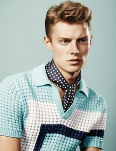 Janis Ancens for DSection by Laurent Humbert