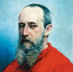 Francisco Oller, considered one of the greatest Puerto Rican painters of the 19th Century.