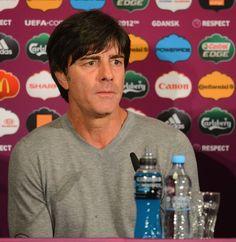Joachim Loew // press conference // EURO 2012