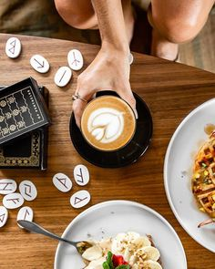 Breakfast Coffee Bali Vegan Coconut Cashew Almond or Fresh Milk Brunch • The Lōft Bali (@theloftbali) • Fresh Milk, Camembert Cheese, Latte, Bali, Almond, Brunch, Coconut, Vegan, Coffee