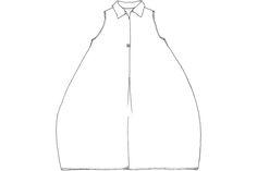 egg | wisteria dress padding
