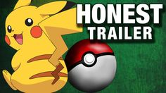Honest Video Game Trailers - Pokémon Red and Blue by Screen Junkies and Smosh