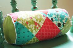 Bolster Pillow Tutorial